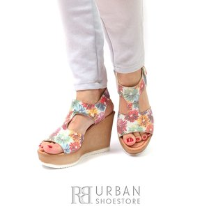 Sandale din piele naturala- 165 Flori Box