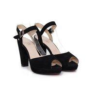Sandale din piele naturala Eveline