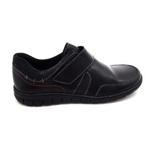 Pantofi casual dama din piele naturala- Mostra Inchidere scai