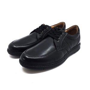 Pantofi casual din piele naturala Leofex - 513 Negru Box