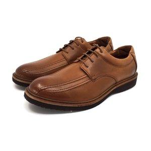 Pantofi casual din piele naturala- Mostra Julian Cognac