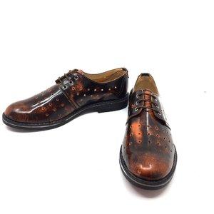 Pantofi dama perforati Leofex - 063 Maro
