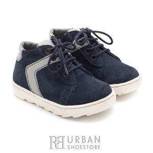 Pantofi din piele intoarsa – 128-1 blue velur