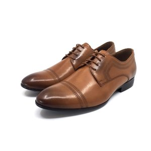 Pantofi eleganti barbati din piele naturala - 896 Cognac
