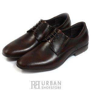 Pantofi eleganti barbati din piele naturala,Leofex - 792 maro