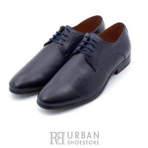 Pantofi eleganti barbati din piele naturala,Leofex - 831 blue