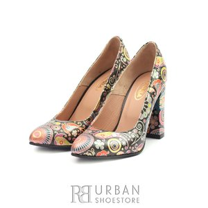 Pantofi eleganti din piele naturala - 22 Tiga