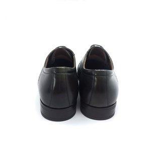 Pantofi eleganti din piele naturala Leofex - 529  Verde Inchis Box