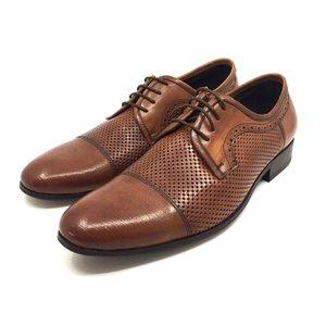 Pantofi eleganti din piele naturala Leofex - Mostra Elde Box