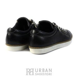 Pantofi sport barbati din piele naturala, Leofex - 801 blue box