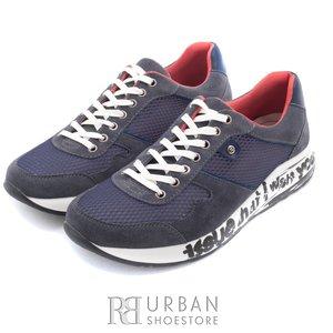 Pantofi sport din piele intoarsa - 883  blug sint