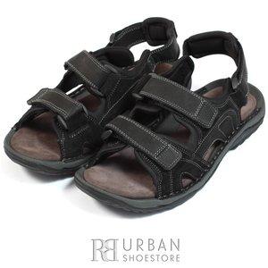 Sandale nabuc - 633 negru