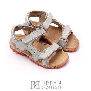 Sandale verzui din piele naturala pentru copii – 104s
