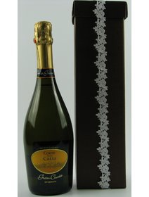 Vin Spumant Corte delle Calli + cutie cadou vinuri.