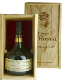 Armagnac De Montal 1966, 0,7L