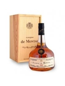 Armagnac De Montal 1996, 0,7L