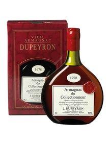 Armagnac Dupeyron Millesime 1978, 0,7 L