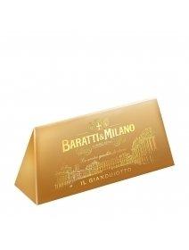 Ciocolata Baratti Gianduiotto in Golden Box
