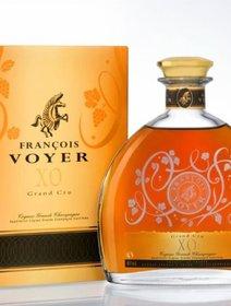 Cognac XO Grand Cru Grande Champagne Francois, Voyer - Franta.