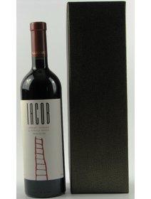 Iacob - vin rosu Davino + cutie cadou vinuri