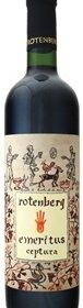 Merlot Emeritus -Ceptura - Rotenberg, vinuri romanesti