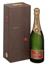 Sampanie Mumm Grand Cru 750 ml, Promotie