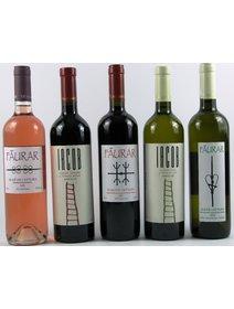 Pachet degustare vinuri DAVINO - Faurar, Iacob.