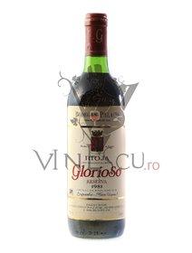 Rioja Glorioso 1981 - Reserva. Vin rosu de colectie - Spania.