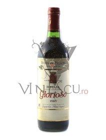 Rioja Glorioso 1985 - Reserva. Vin rosu de colectie - Spania.