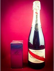 Sampanie Mumm Cordon Rouge - Parfum Mr Burberry