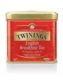 Twinings - Ceai negru Englisch Breakfas Cutie metal