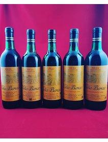 Verticala de Vinuri Spania - Vina Berceo - Rioja. Editie Limitata.