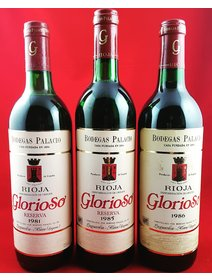 Verticala Glorioso - Rioja - Spania. Vinuri de colectie